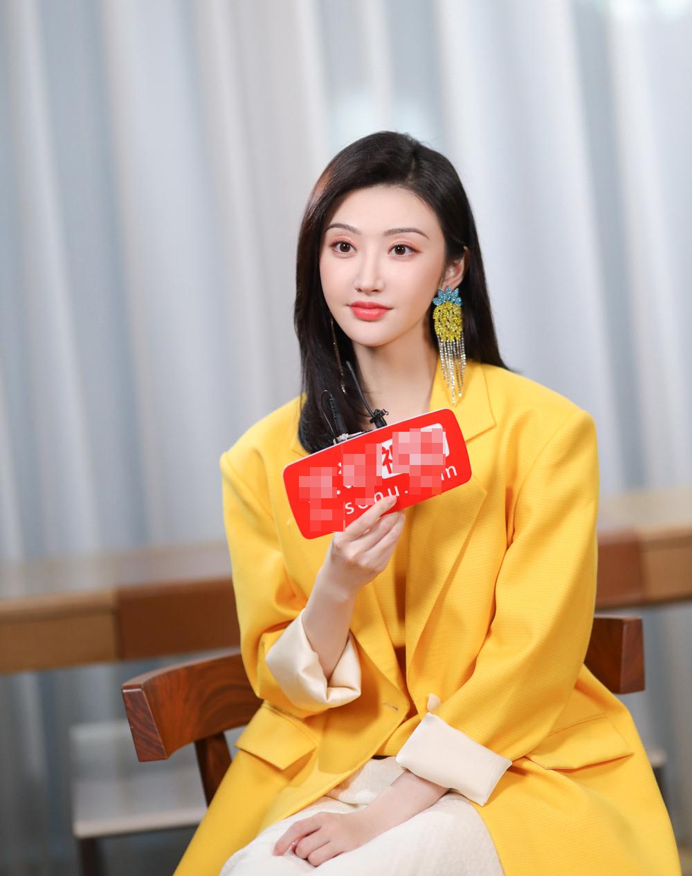 Cảnh Điềm trong cuộc phỏng vấn gần đây chia sẻ về phim Tư Đằng
