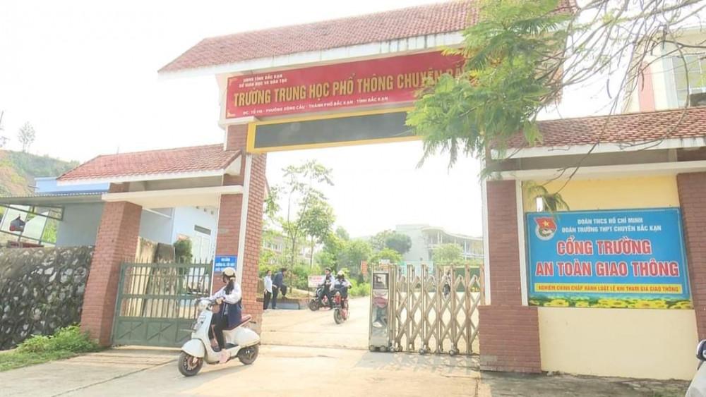 Trường THPT Chuyên Bắc Kạn