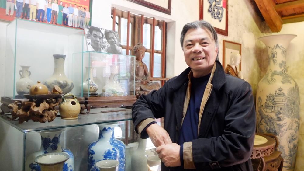 Nghệ nhân ưu tú Tô Thanh Sơn