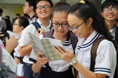 Nhiều trường THCS tại Hà Nội có điều kiện tuyển sinh gắt gao