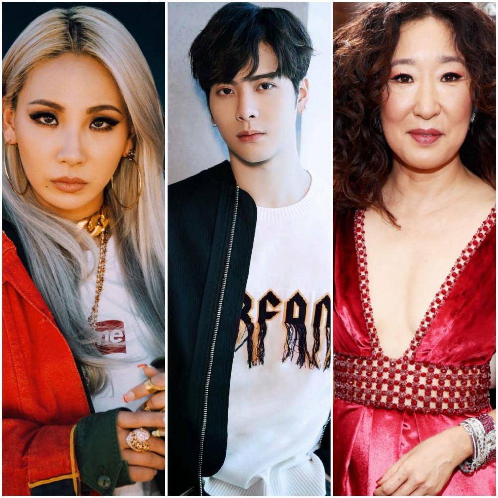 CL, Jackson Wang (GOT7), Sandra Oh tham gia phong trào #StopAsianHate.