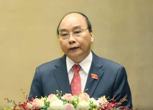 Thủ tướn Chính phủ Nguyễn Xuân Phúc