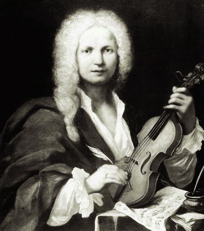 Chân dung Vivaldi