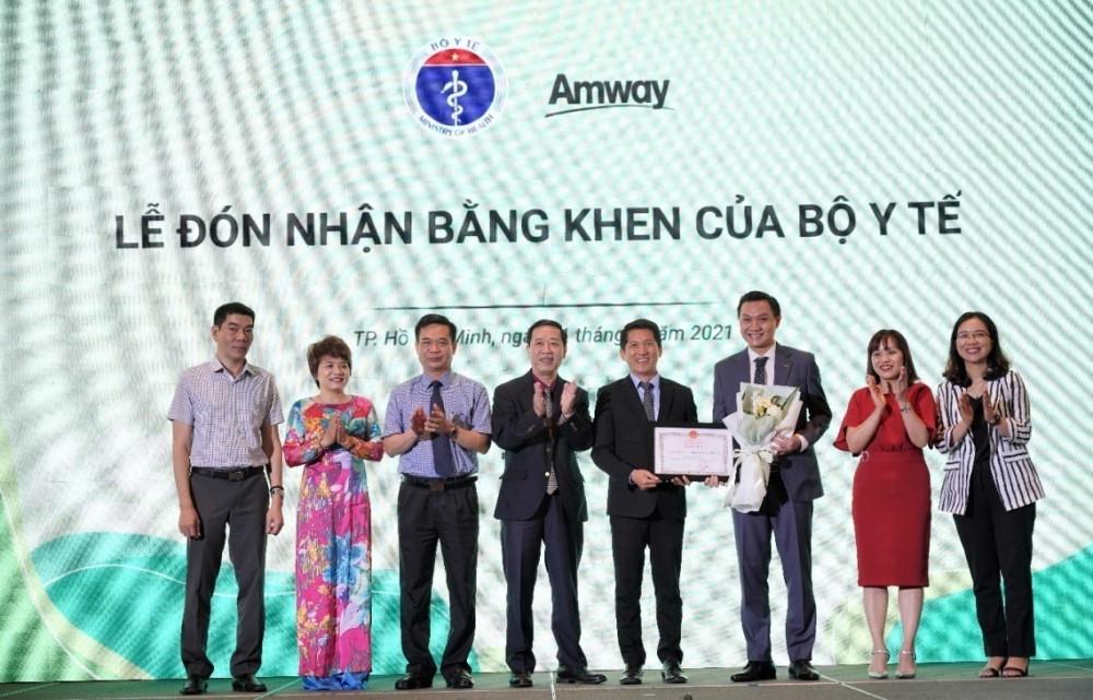 Ảnh: Amway Việt Nam