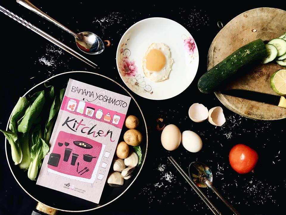 Kitchen- tác phẩm của Yoshimoto Banana