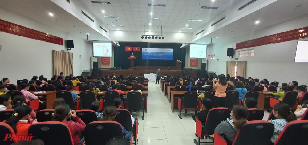 Cán bộ Hội tham gia tập huấn, trang bị kiến thức, kỹ năng ứng cử Đại biểu HĐND