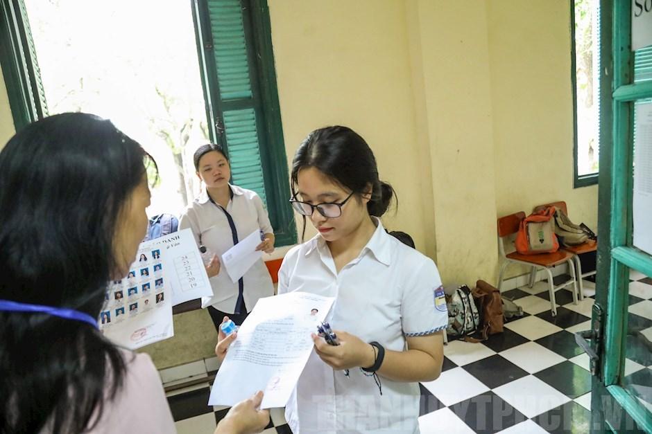 Năm nay thí sinh dự thi tốt nghiệp THPt trong hai ngày thi chính là ngày 7 và 8/7/2021