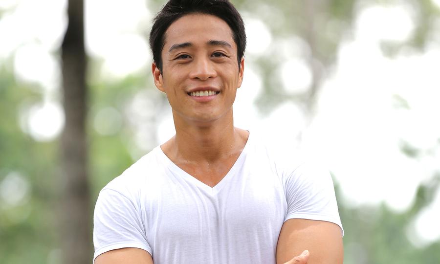 Diễn viên Linh Sơn tốt nghiệp Khoa diễn viên Điện ảnh trường Đại học Điện ảnh Hà Nội.