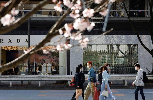 Nhật Bản tăng cường các biện pháp kiểm soát dịch COVID-19.