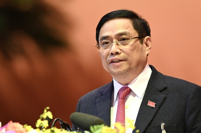 Ông Phạm Minh Chính là tân Thủ tướng Chính phủ