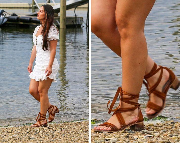 4. Chỉ chú ý đến cỡ giày