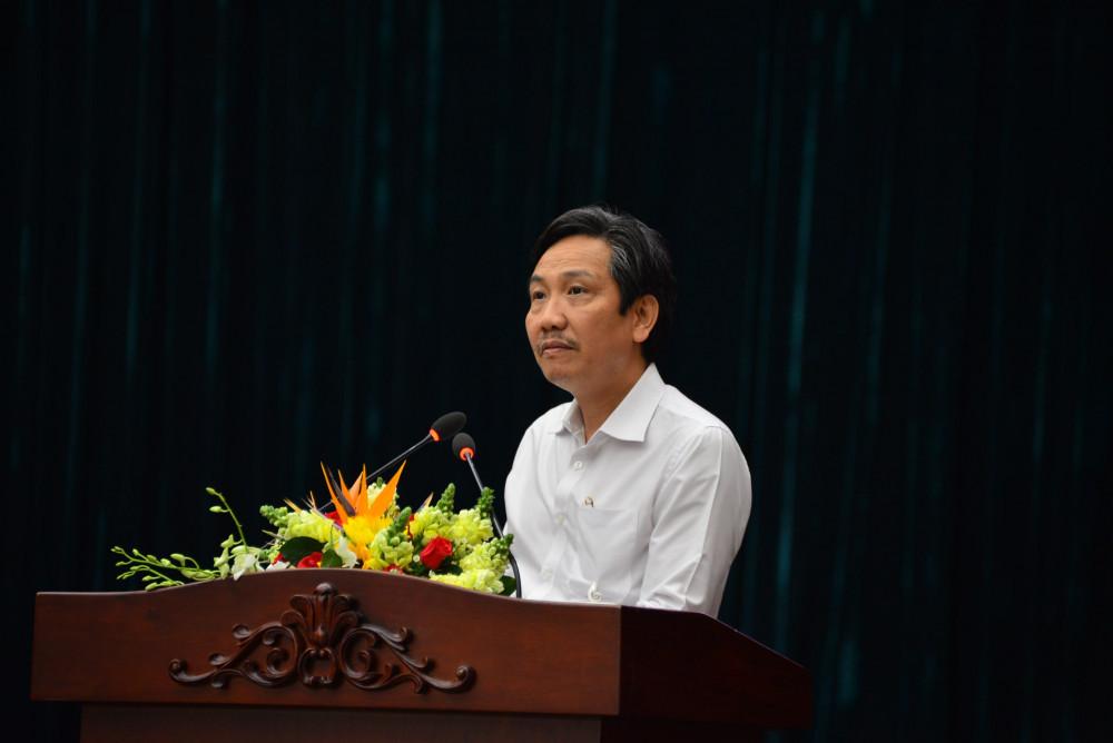 Thứ trưởng Bộ Nội vụ Trần Anh Tuấn nhận định về mô hình chính quyền đô thị tại TPHCM