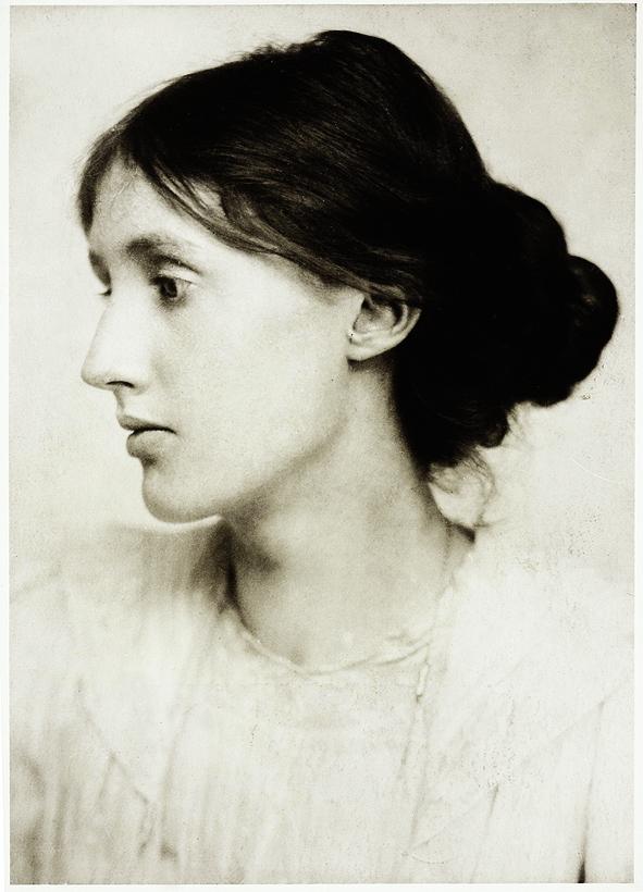 Chân dung Woolf năm 1902 - Ảnh: Getty image