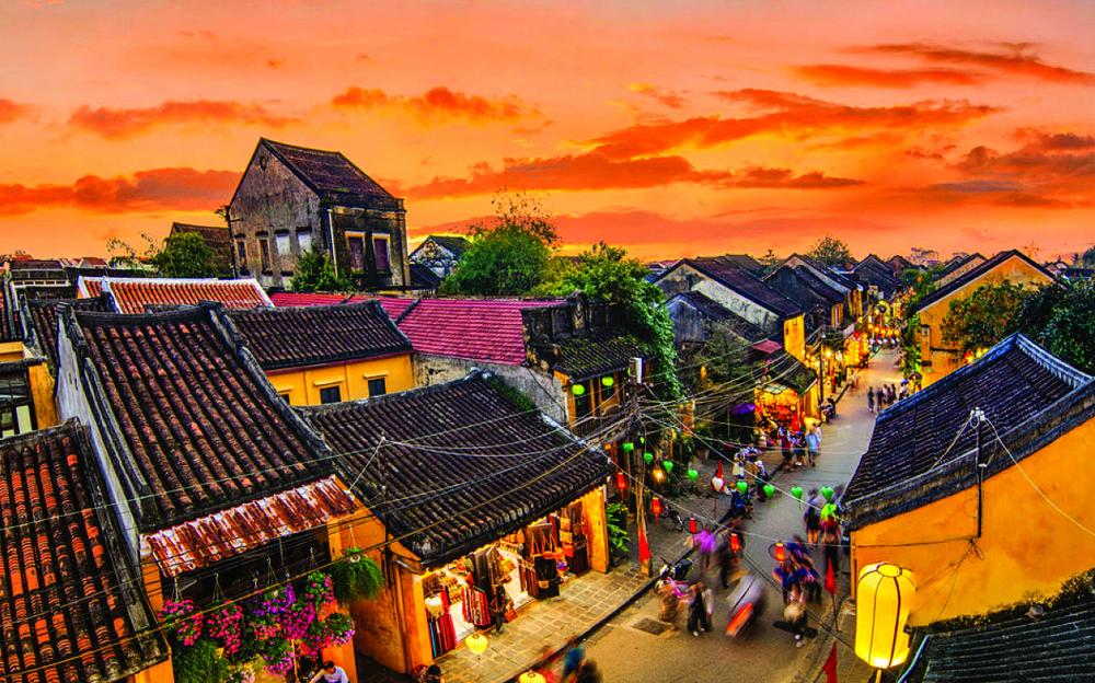Phố cổ Hội An - nơi hội tụ tinh hoa văn hóa, lịch sử  Việt Nam