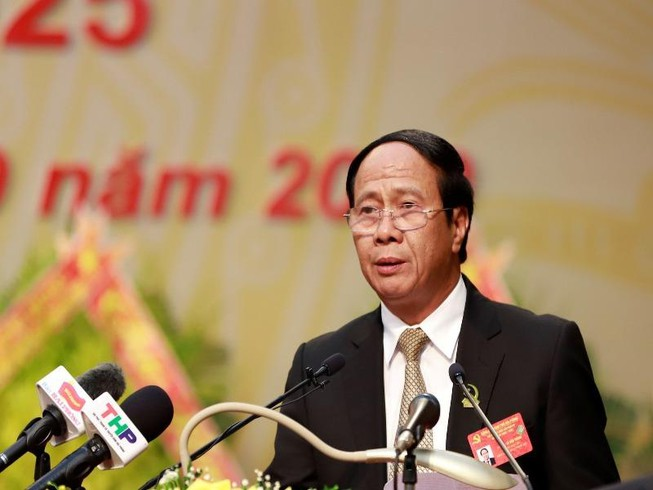 Phó Thủ tướng Chính phủ Lê Văn Thành