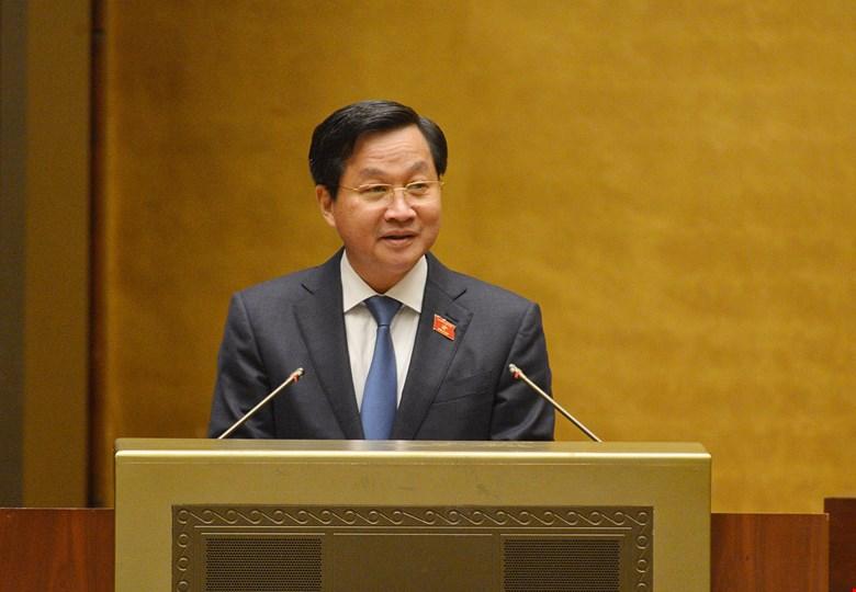 Ông Lê Minh Khái giữ chức Phó Thủ tướng Chính phủ