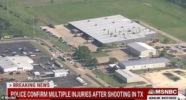 Nghi phạm được xác định là một nhân viên của xưởng sản xuất tủ bếp ở Texas