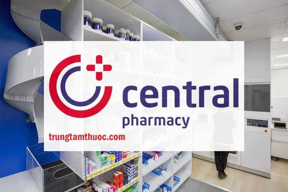 Nhà thuốc online Central Pharmacy