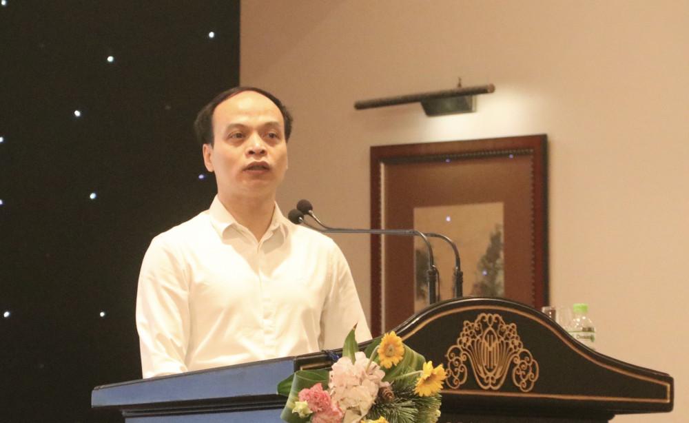 Ông Lê Minh Tuấn - Cục phó Cục NTBD