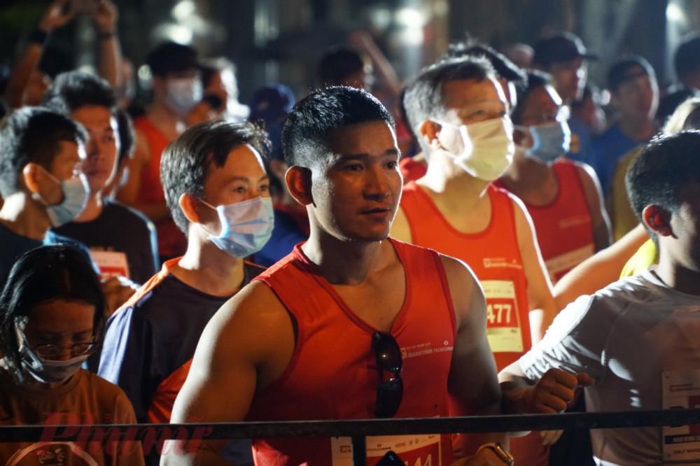 Giải Marathon Quốc tế Techcombank năm nay quy tụ hơn 13.000 VNĐ đến từ 44 tỉnh thành