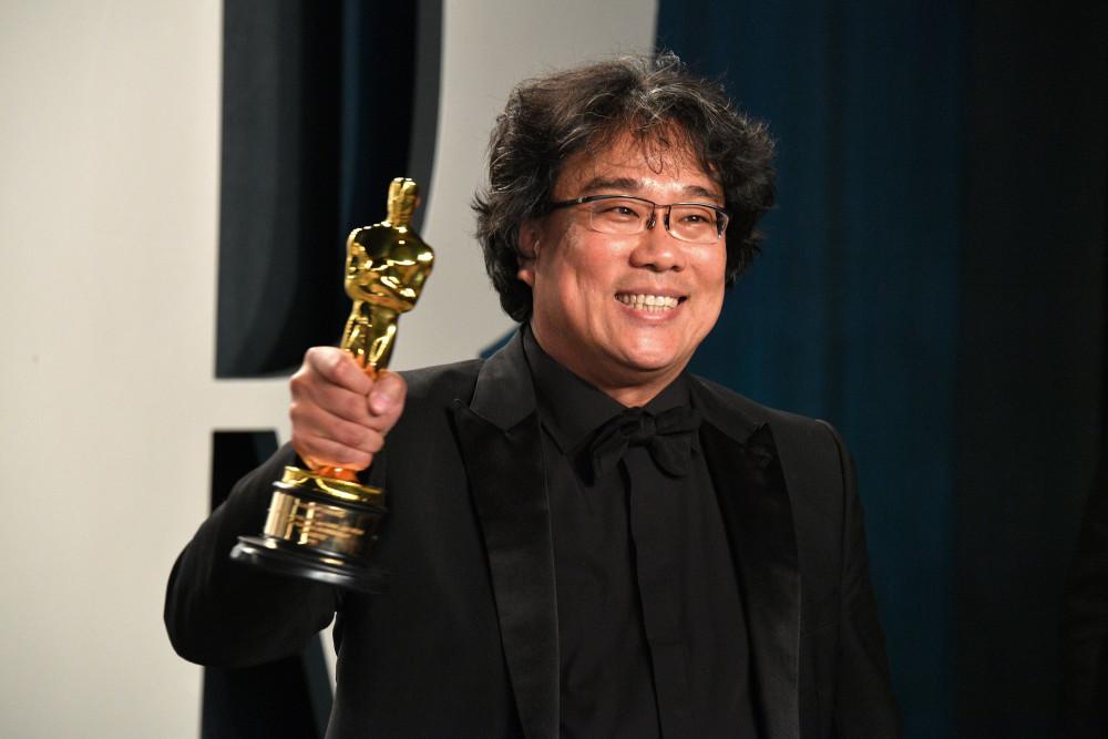 Đạo diễn Bong Joon Ho tâm huyết với các đề tài xã hội.