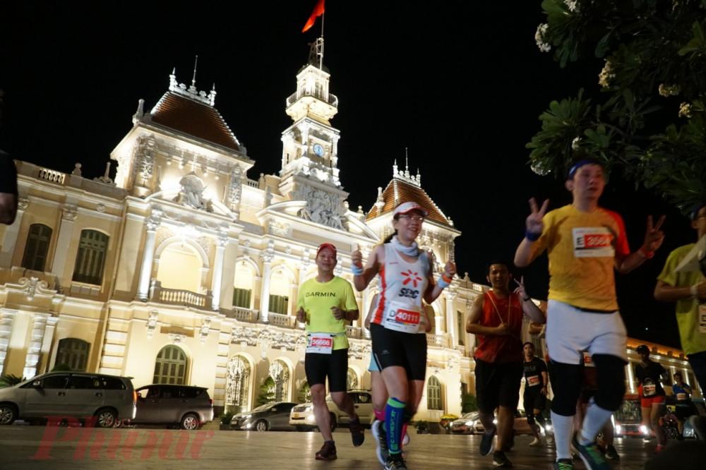 Giải Marathon Quốc tế TPHCM Techcombank mùa 4 được chứng nhận một thành viên của Hiệp hội Marathon Quốc tế (AIMS), tất cả các vận động viên ở nhóm tuổi từ 40 trở lên sẽ được cộng điểm trong bảng xếp hạng thế giới khi thi đấu tại giải Marathon Quốc tế TPHCM Techcombank. Kết quả xếp hạng nằm trong phiên bản thứ 2 của Hệ thống xếp hạng vô địch thế giới theo độ tuổi Abbott World Marathon Majors Wanda (AbbottWMM ) - là giải vô địch thế giới theo độ tuổi AbbottWMM đầu tiên diễn ra vào mùa thu năm 2021 trong khuôn khổ cuộc thi Marathon Virgin Money London.