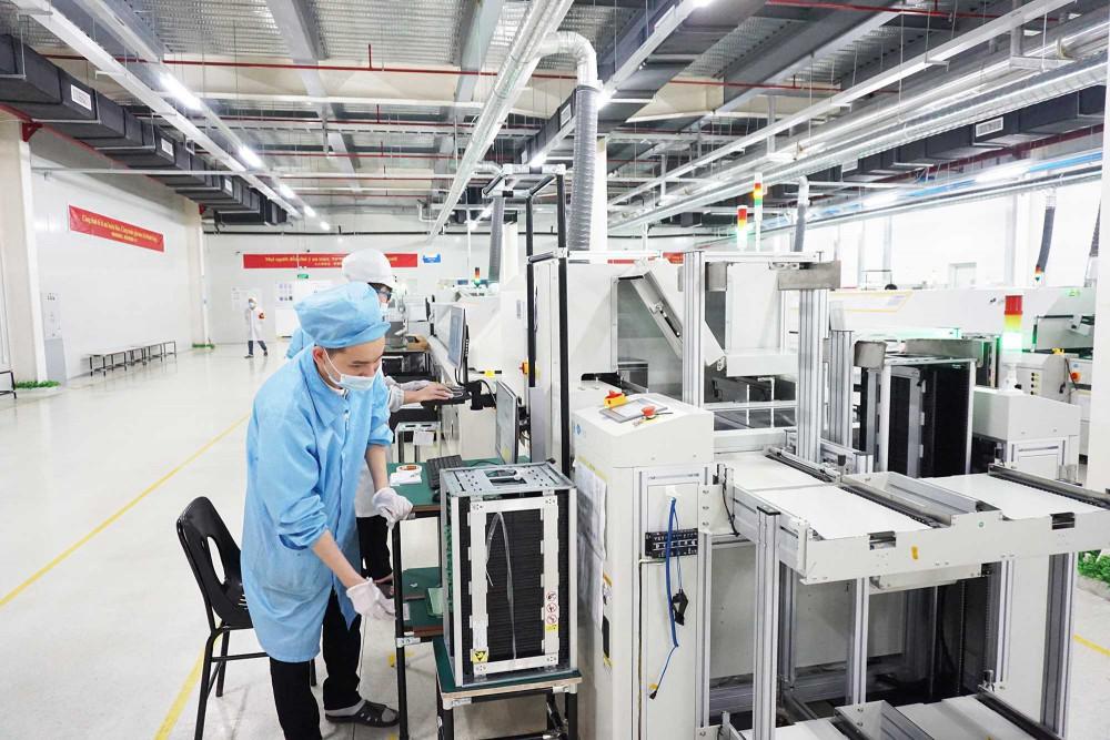 Việc phụ thuộc nhập khẩu về công nghiệp vật liệu khiến doanh nghiệp trong nước mất lợi thế cạnh tranh