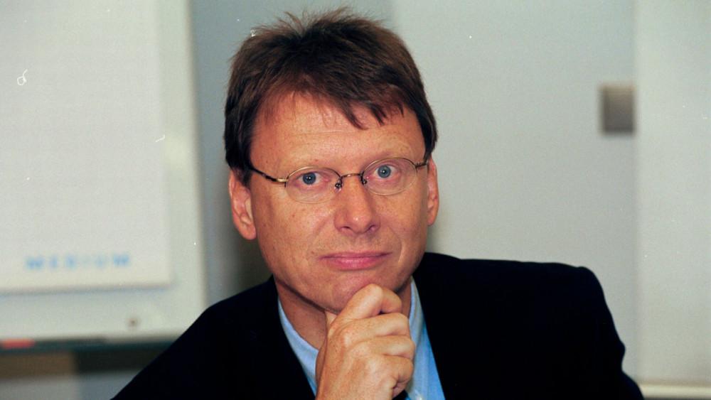 Ông Hans-Ulrich Wittchen - Ảnh: MITTENZWEI KARL/PICTURE-ALLIANCE/BERLINER ZEITUNG