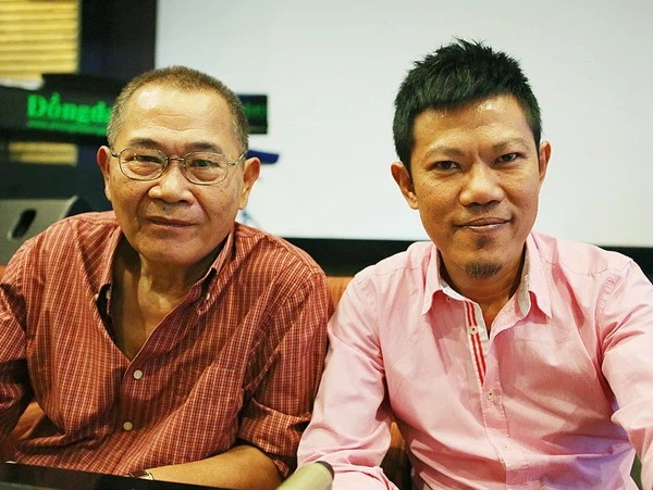 Nhạc sĩ Bảo Chấn, Quốc Bảo quen biết nhau từ những năm 2000.