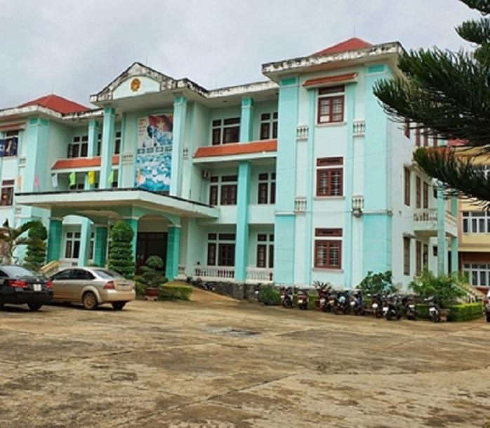 Trụ sở UBND huyện Đắk Song