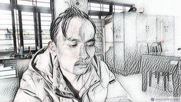 Phạm Văn Tiên bị tạm giữ hình sự tại cơ quan công an