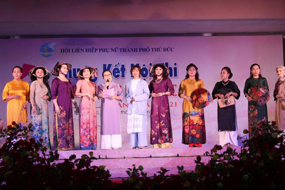 Dấu ấn quê hương, bộ sưu tập do chính cán bộ, hội viên phụ nữ