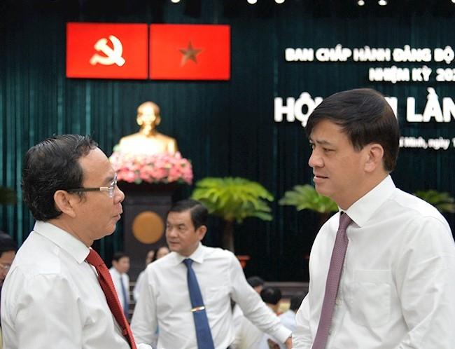 Các đại biểu trao đổi tại Hội nghị. Ảnh: Nguyễn Nam.