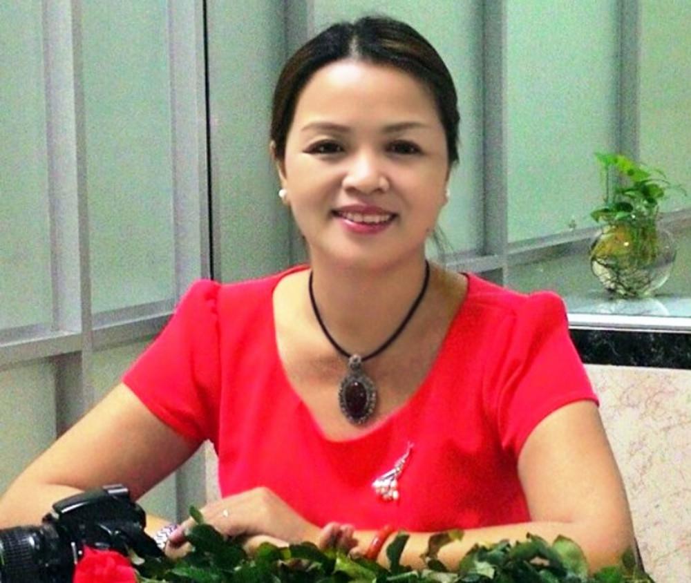 Tiến sĩ Phạm Thị Thúy - chuyên viên tâm lý, giảng viên Phân viện Học viện Hành chính Quốc gia tại TPHCM
