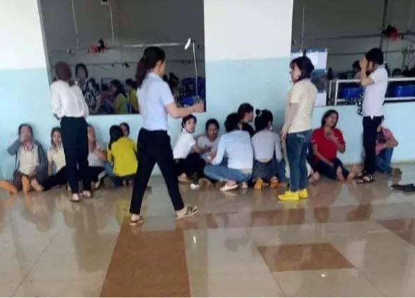 Nhiều công nhân nhập viện do nôn ói, đau đầu sau bữa trưa