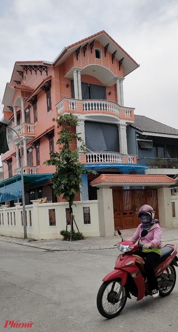 Lô đất số A7 - Khu đất xen ghép Tổ 13 Khu vực 5, phường An Đông, TP Huế