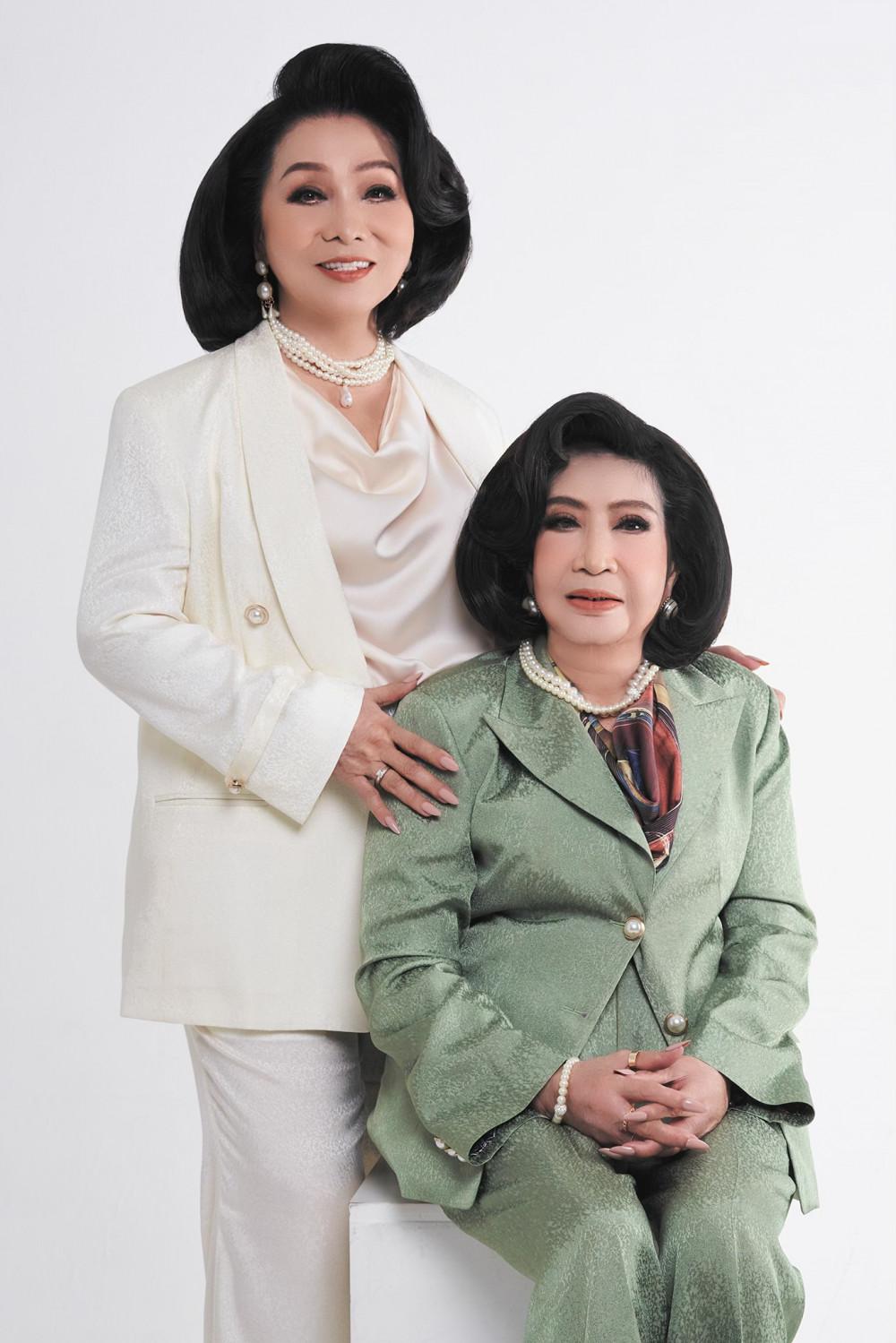 NSND Bạch Tuyết và NSƯT Diệu Hiền sẽ tổ chức đêm nhạc kỷ niệm 60 năm tình bạn