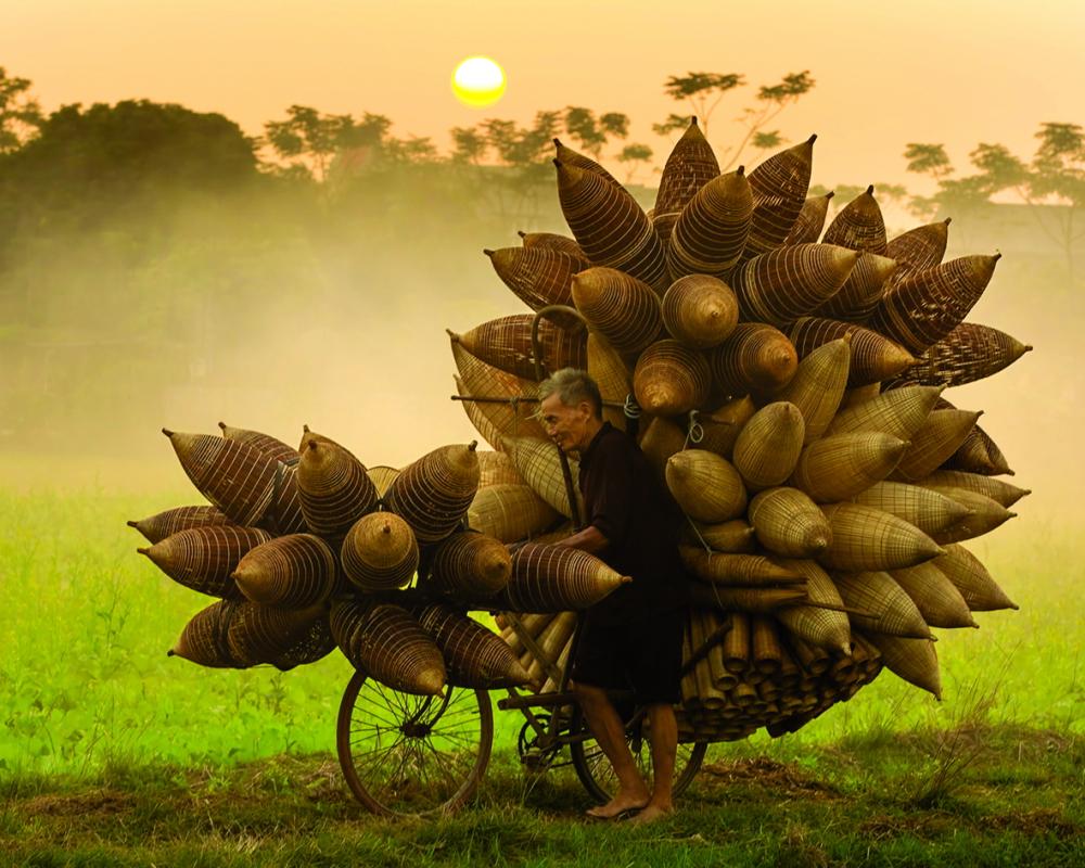 Những bức ảnh của Trần Tuấn Việt phản chiếu tâm hồn anh: giản dị, yên bình và đầy sức sống