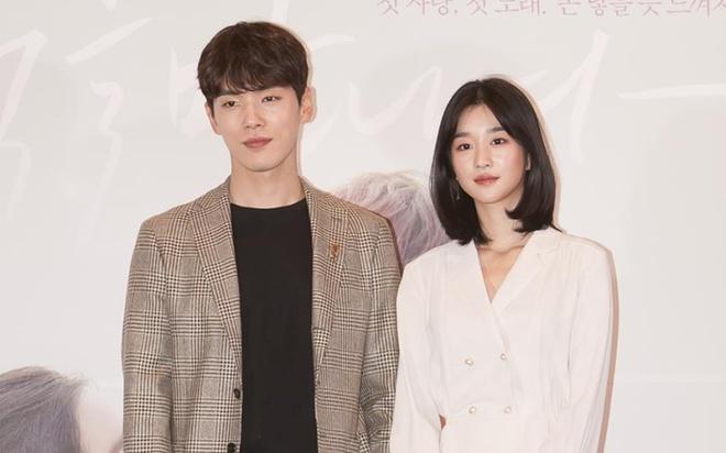 Kim Jung Hyun và Seo Ye Ji.