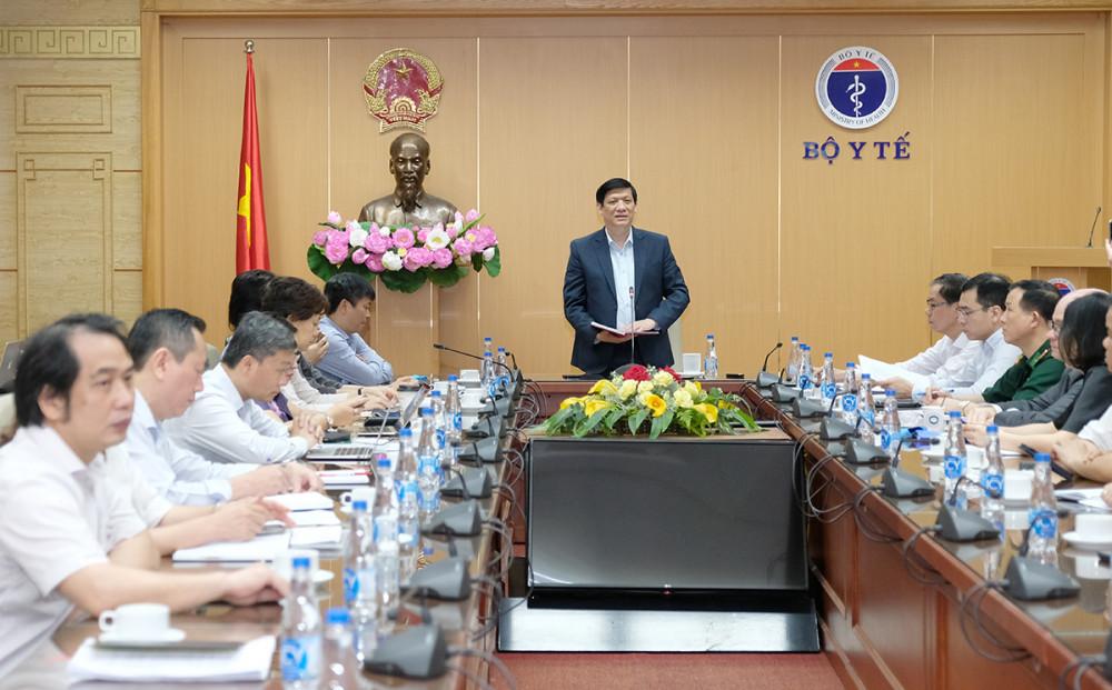 Bộ trưởng Bộ Y tế cho biết sẽ tăng cường