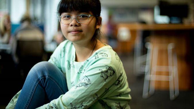Nếu không được xem xét như là một trường hợp ngoại lệ thì Vicky có thể sẽ phải quay về Việt Nam ngay sau khi tốt nghiệp đại học - Ảnh: Dean Purcell