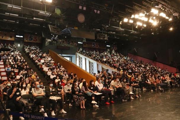 700 người được chọn để tiếp tục sàng lọc, đào tạo để TVB có được thế hệ nhân sự mới