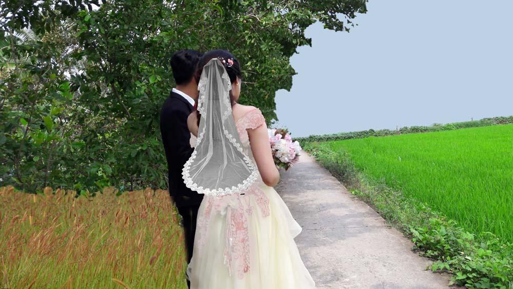 Chồng ngang nhiên cưới vợ mới ở quê (Ảnh minh họa)