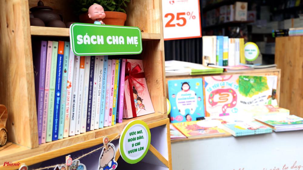 Nhiều gợi ý về tủ sách gia đình được một số nhà xuất bản đưa ra nhằm giúp phụ huynh thực hiện hiệu quả hơn thư viện sách mini tại