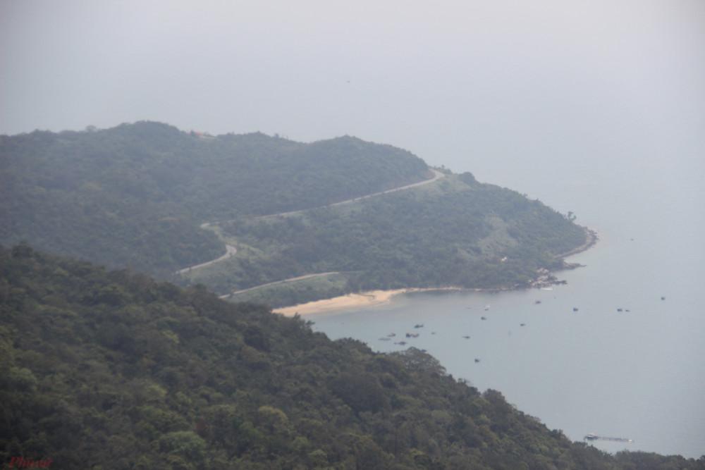 Bán đảo Sơn Trà với hệ sinh thái biển và núi đặc biệt