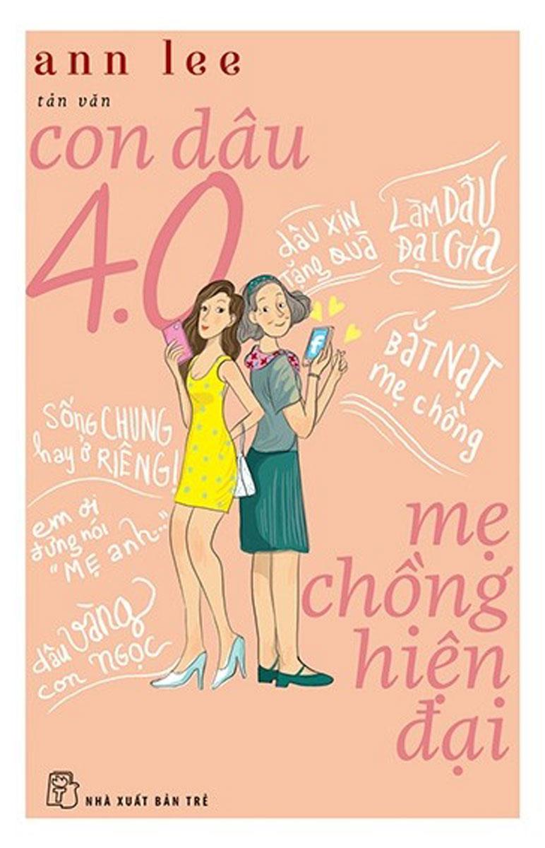 Cuốn sách mới phát hành của tác giả Ann Lee
