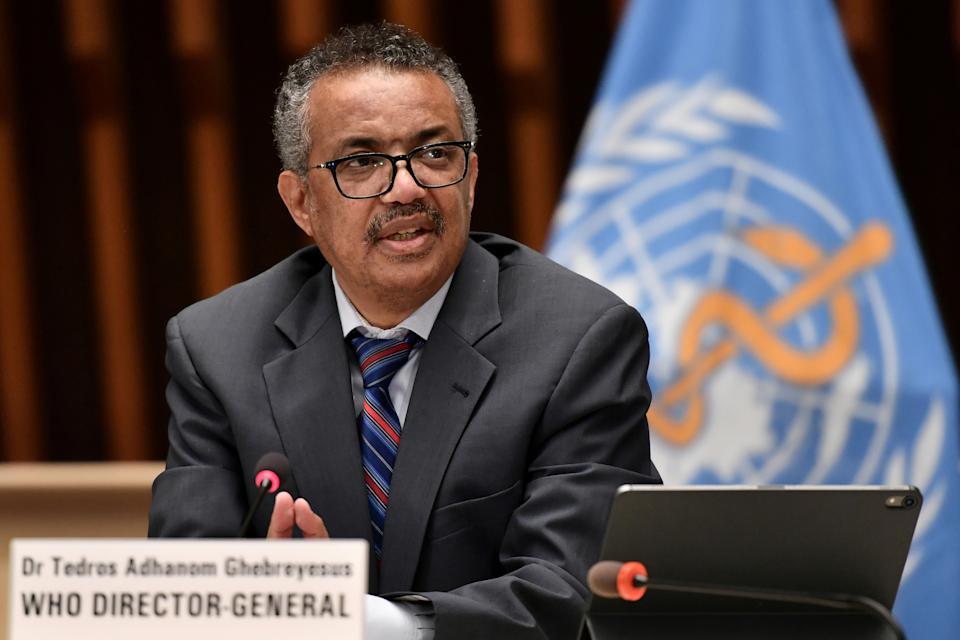 Tedros Adhanom Ghebreyesus tiếp tục kêu gọi phân phối vắc-xin COVID-19 công bằng.