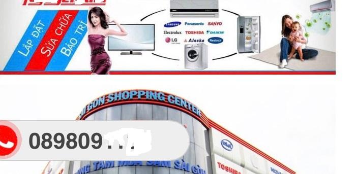 Một website sử dụng hình ảnh Nguyễn Kim để thay thiết bị dỏm, lừa đảo khách hàng
