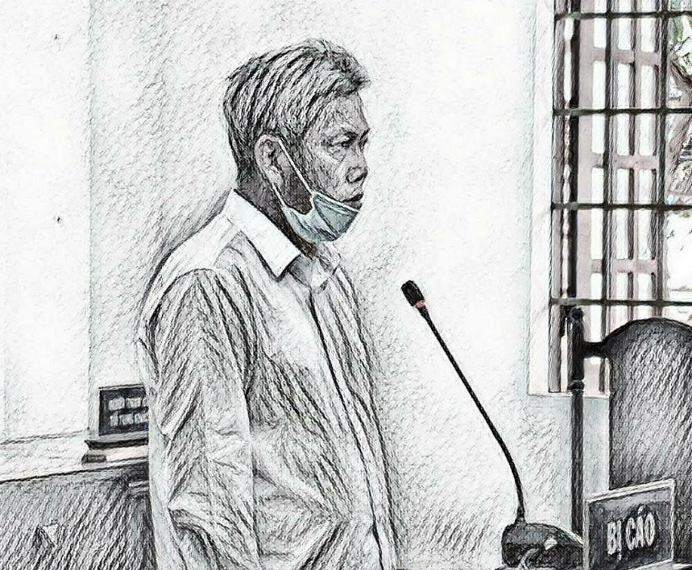Trịnh Sướng tại phiên tòa