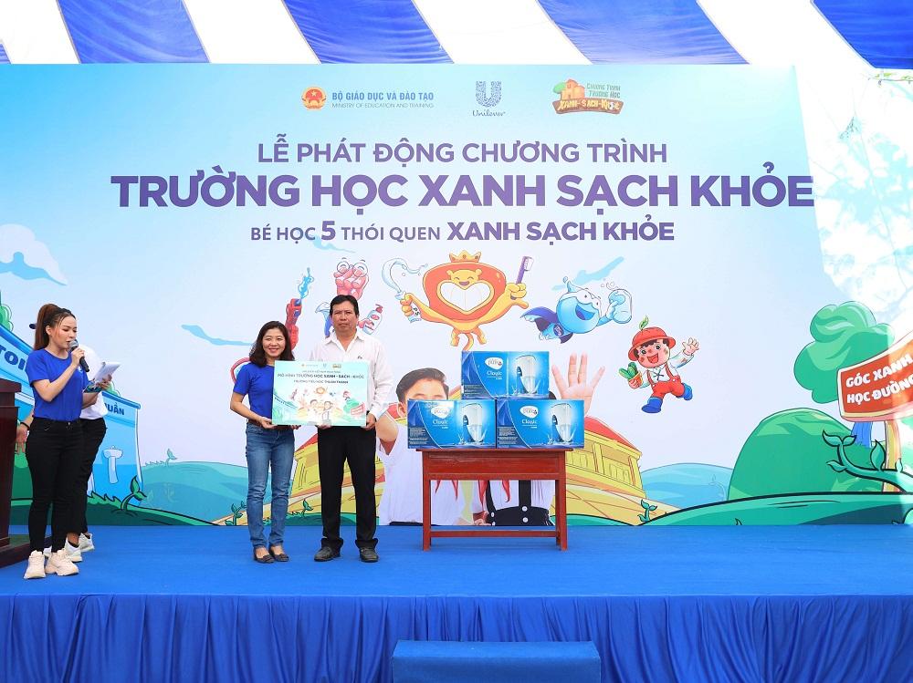 Ảnh: Unilever Việt Nam